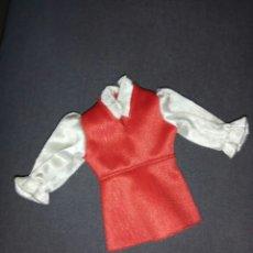 Vestidos Muñecas Españolas: BLUSA CHABEL DISFRACES PIRATA. Lote 175147387