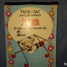 Vestidos Muñecas Españolas: JESMARIN SILLA TACA TAC. Lote 175196954