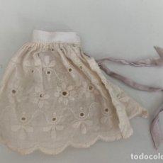 Vestidos Muñecas Españolas: ANTIGUO FALDON DE BARRIGUITAS - BARRIGUITA - FAMOSA - ORIGINAL . Lote 175942033