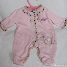 Vestidos Muñecas Españolas: PIJAMA DE BABY ANNABELLE , BUEN ESTADO. Lote 175979985