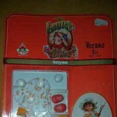 Vestidos Muñecas Españolas: BLISTER TOYSE VERANO. Lote 176450985