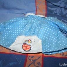 Vestidos Muñecas Españolas: VESTIDO AZUL JESMAR . Lote 176514064