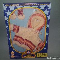 Vestidos Muñecas Españolas: VESTIDO BABY MOCOSETE. Lote 177703857