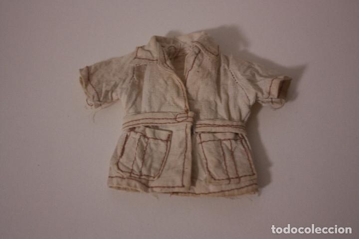 CHAQUETA ORIGINAL CHABEL SAFARI SUPERVAN - FEBER (Juguetes - Vestidos y Accesorios Muñeca Española Moderna)
