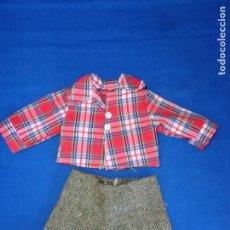 Vestidos Muñecas Españolas: MOCOSETE - CONJUNTO ORIGINAL MUÑECO BABY MOCOSETE! SM. Lote 178555755
