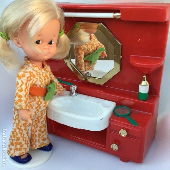 lavabo, cuarto de baño para muñecas - Comprar Vestidos y ...