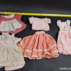 Vestidos Muñecas Españolas: LOTE DE ROPA PARA MUÑECA. Lote 179113158