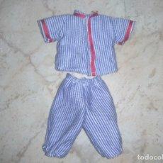 Vestidos Muñecas Españolas: CONJUNTO DE MUÑECO FEBER BOY CPP6. Lote 179166466