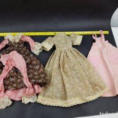 Vestidos Muñecas Españolas: LOTE DE ROPA MUÑECA TAMAÑO NANCY. Lote 179337127