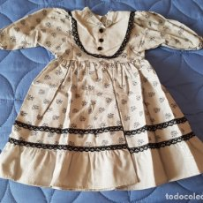 Vestidos Muñecas Españolas: == GG25 - BONITO VESTIDO PARA MUÑECA - 38 CM. DE LARGO,19 CM. DE CINTURA. Lote 182005802