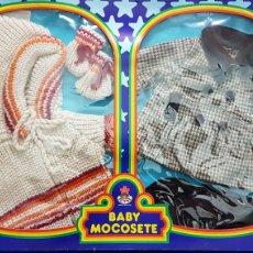 Vestidos Muñecas Españolas: BABY MOCOSETE EQUIPO ROPA TOYSE. Lote 184093623