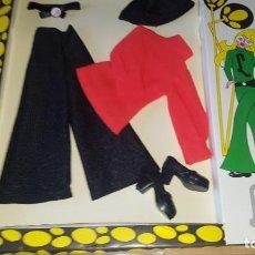 Vestidos Muñecas Españolas: VESTIDO PARA LA MUÑECA MANIQUÍ LISSI DE GUILLEM Y VICEDO. Lote 185908058