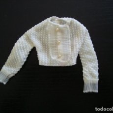 Vestidos Muñecas Españolas: LAURA MANIQUÍ DE NOVO GAMA - BLUSA ORIGINAL. Lote 190601050
