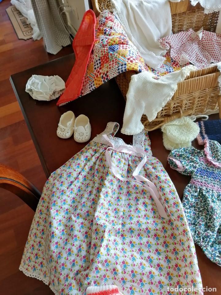 Vestidos Muñecas Españolas: Maleta baby mocosete con mas de 65 piezas - Foto 3 - 192717610