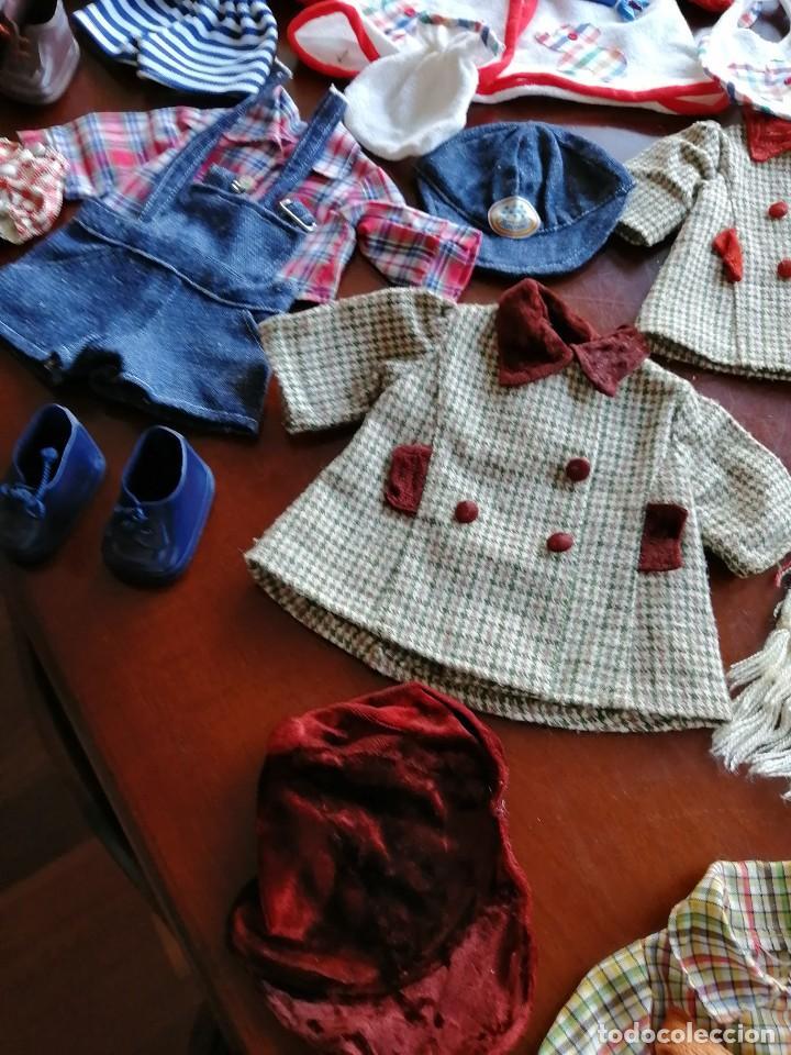 Vestidos Muñecas Españolas: Maleta baby mocosete con mas de 65 piezas - Foto 9 - 192717610