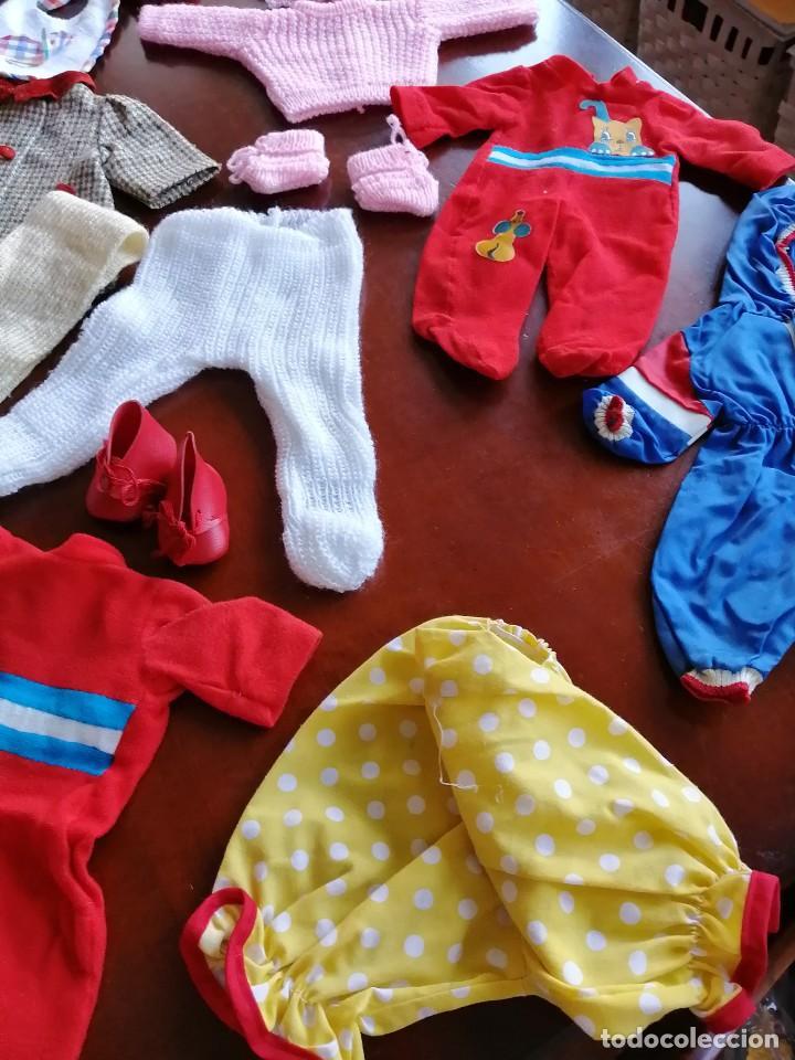 Vestidos Muñecas Españolas: Maleta baby mocosete con mas de 65 piezas - Foto 11 - 192717610