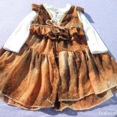 Vestidos Muñecas Españolas: CONJUNTO DE ROPA DANESA PARA MUÑECA BEBÉ O REBORN. Lote 194293026