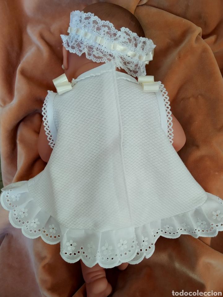 Vestidos Muñecas Españolas: Vestido para muÑeca bebe reborn, recien nacida - Foto 4 - 194308353