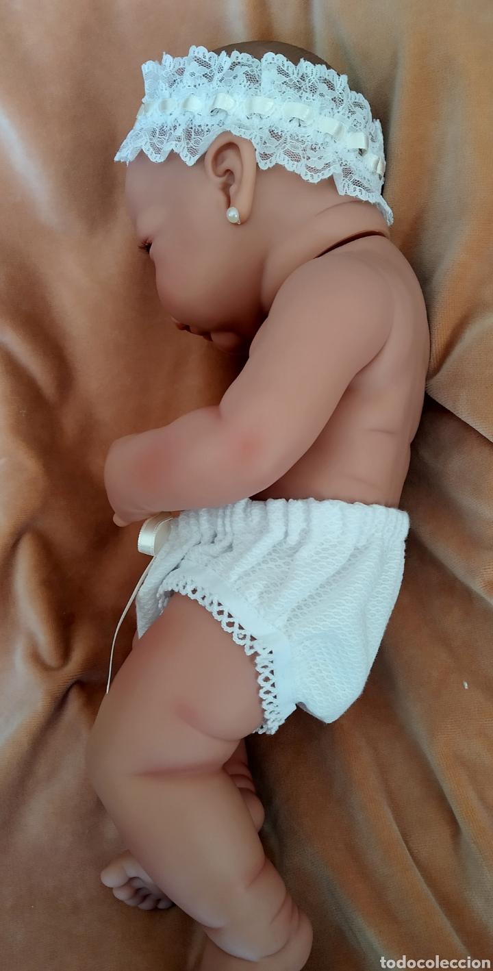 Vestidos Muñecas Españolas: Vestido para muÑeca bebe reborn, recien nacida - Foto 6 - 194308353