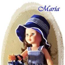 Vestidos Muñecas Españolas: CONJUNTO PARA NANCY. Lote 194361066
