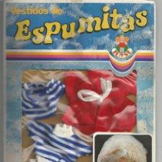 Vestidos Muñecas Españolas: VESTIDOS DE ESPUMITAS *TOYSE* - CONJUNTO DE PLAYA, REF. 6214. Lote 194499412