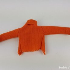 Vestidos Bonecas Espanholas: CAMISETA O JERSEY NARANJA MUÑECA CORE DE BB AÑOS 70. Lote 195051867