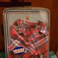 Vestidos Muñecas Españolas: CAMISA BABY MOCOSETE. Lote 195385770
