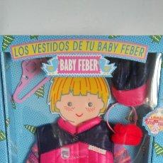 Vestidos Muñecas Españolas: CONJUNTO SKI PARA MUÑECO BABY FEBER 1991.SIN ABRIR.. Lote 195421518