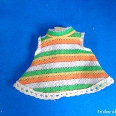 Vêtements Poupées Espagnoles: CHERRY - VESTIDO ORIGINAL MUÑECA CHERRY DE FAMOSA VER FOTOS! SM. Lote 196372375