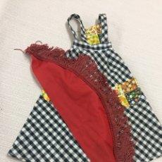 Vestidos Bonecas Espanholas: CONJUNTO DOS PIEZAS GATSBY, MUÑECA NANCY. AÑOS 70.. Lote 196393966