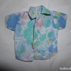 Vestidos Muñecas Españolas: CAMISA PARA MUÑECO. Lote 200162680