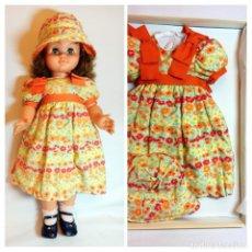 Vestidos Muñecas Españolas: ROPA NUEVA PARA MUÑECA, EN CAJA Nº41 GRAN CALIDAD (MUÑECA NO INCLUIDA). Lote 203572897