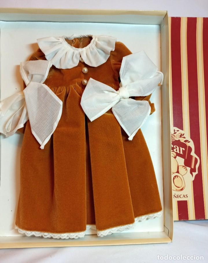 Vestidos Muñecas Españolas: Ropa Nueva para muñeca, En caja Nº56 Gran calidad (MUÑECA NO INCLUIDA) - Foto 2 - 203575331