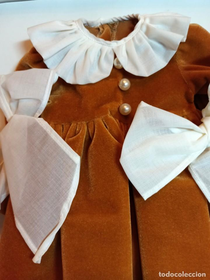 Vestidos Muñecas Españolas: Ropa Nueva para muñeca, En caja Nº56 Gran calidad (MUÑECA NO INCLUIDA) - Foto 3 - 203575331