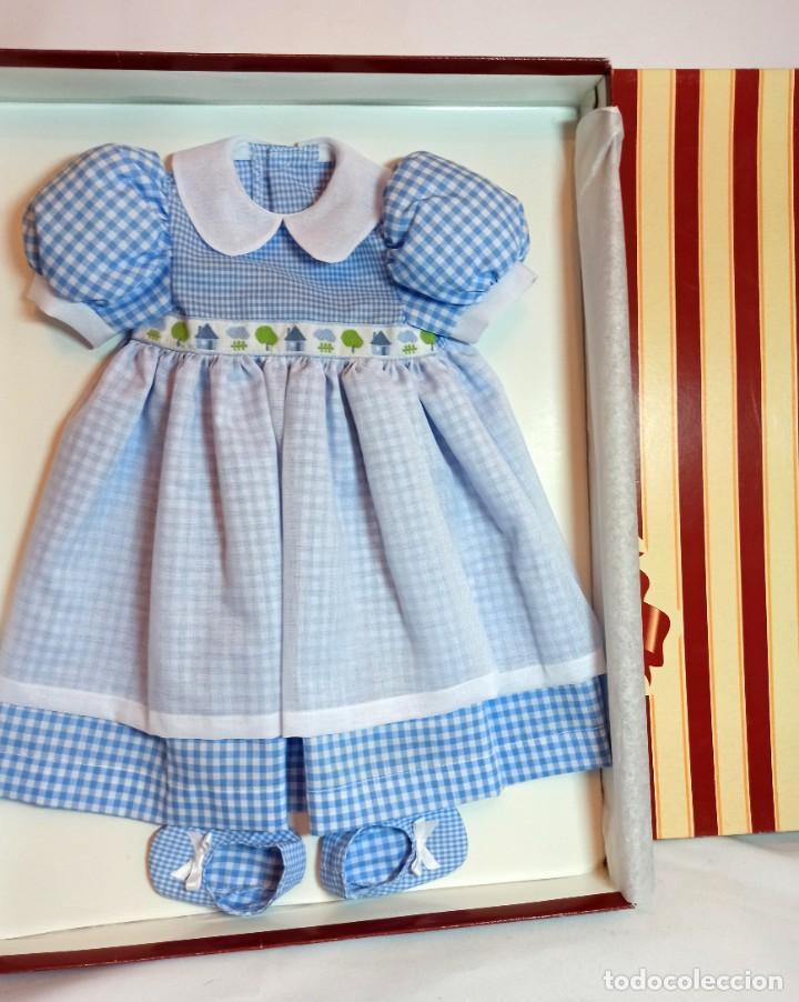 Vestidos Muñecas Españolas: Ropa Nueva para muñeca, En caja Nº57 Gran calidad (MUÑECA NO INCLUIDA) - Foto 2 - 203575567