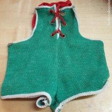 Vestidos Muñecas Españolas: BAÑADOR TAMAÑO BABY MOCOSETE ¿ORGINAL? AÑOS 70. Lote 206250340