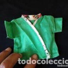Vestidos Bonecas Espanholas: ANTIGUA BATA ORIENTAL PARA MUÑECAS DE 24/28 CM AÑOS 80. Lote 206466547