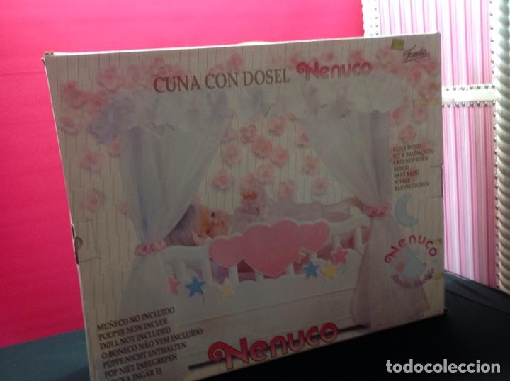 Vestidos Muñecas Españolas: CUNA NENUCO CON DOSEL - Foto 3 - 207627402