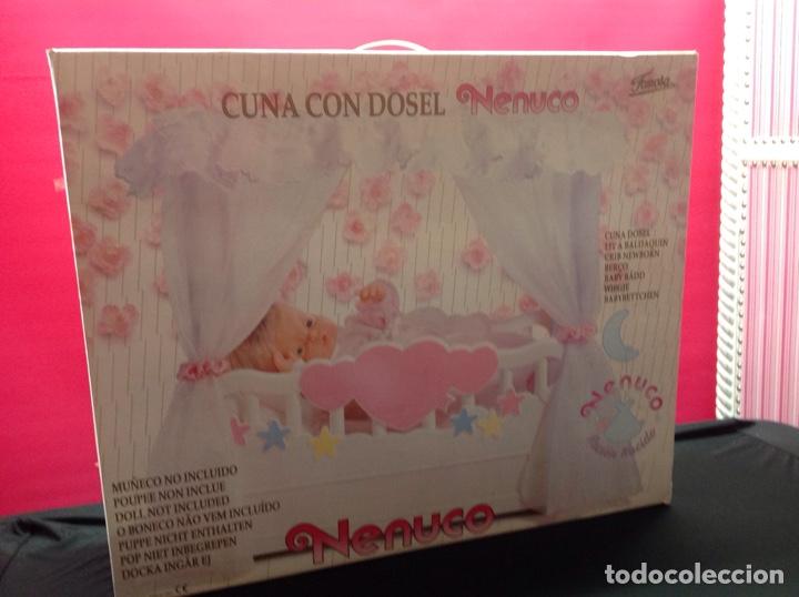Vestidos Muñecas Españolas: CUNA NENUCO CON DOSEL - Foto 9 - 207627402