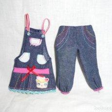 Vestidos Muñecas Españolas: CONJUNTO PINK B.-DESCONOZCO MUÑECA. Lote 210751810