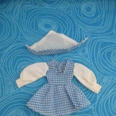 Vêtements Poupées Espagnoles: CONJUNTO ORIGINAL MUÑECA SINDY. Lote 213678237