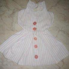 Vestidos Muñecas Españolas: VESTIDO MUÑECA PIERINA. Lote 214237351