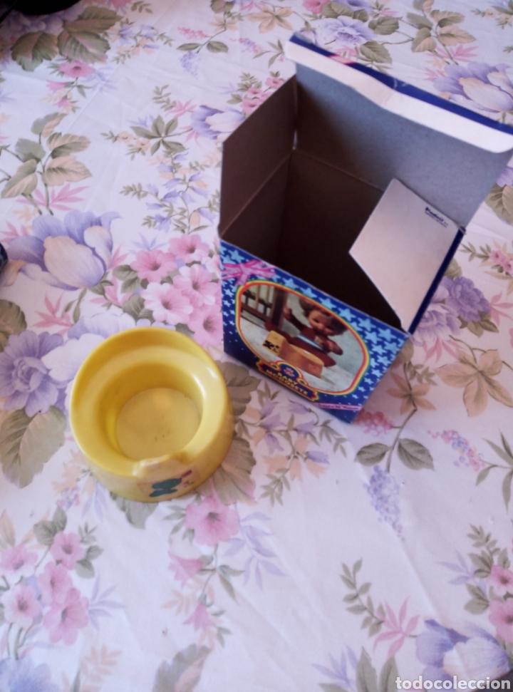 Vestidos Muñecas Españolas: Plato cuchara y tenedor en su caja. Orinal en su caja. Baby mocosete. - Foto 3 - 214462980