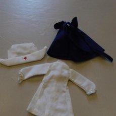 Vêtements Poupées Espagnoles: CONJUNTO *ENFERMERA* DE LA MUÑECA SINDY DE FLORIDO. 4 FOTOS DESCRIPTIVAS. Lote 214477318