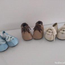 Vestidos Bonecas Espanholas: LOTE ZAPATOS MIEL DE ABEJA. Lote 215883463