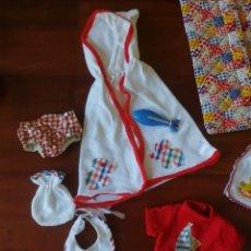 Vestidos Muñecas Españolas: LOTE ROPA ORIGINAL BABY MOCOSETE. Lote 217442403
