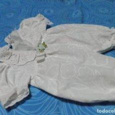 Vestidos Muñecas Españolas: FAMOSA, PELELE PARA MUÑECA, ETIQUETA Nº 1500, MEDIDAS EN FOTOS. Lote 217521238