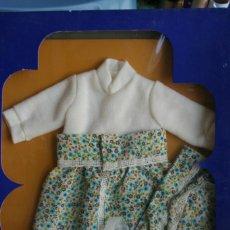 Vestidos Muñecas Españolas: CONJUNTO NINUA NUEVO EN CAJA. Lote 220482631