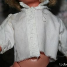 Vestidos Muñecas Españolas: BLUSA BLANCA VALIDA MUÑECA NANCY. Lote 220509350
