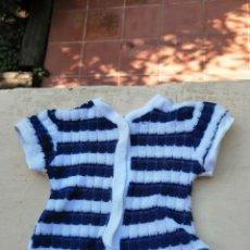Vestidos Muñecas Españolas: TRAJE MARINERITO PARA MUÑECO TIPO PINITO. Lote 220839771